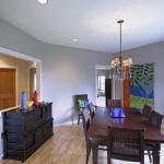 Residence dining room Indigo Painting company