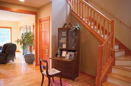 Indigo Painting Company interior painting customer