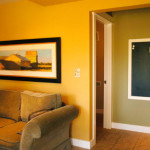 Indigo Painting Company interior paint job